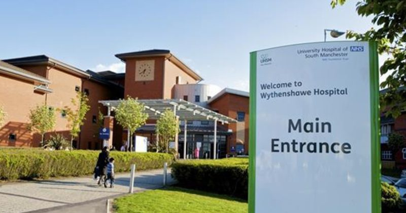 Patient admitted to Wythenshawe Hospital tests positive for Coronavirus, The Manc