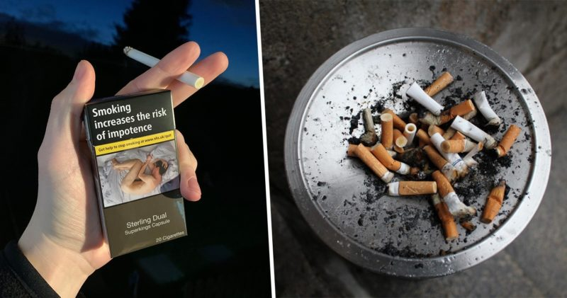 The cost of a pack of cigarettes will rise at 6pm tonight, The Manc