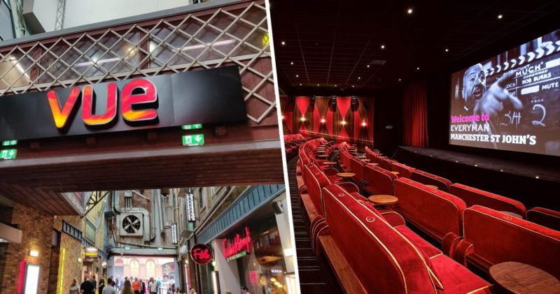 All cinemas across Greater Manchester are closed as of today, The Manc