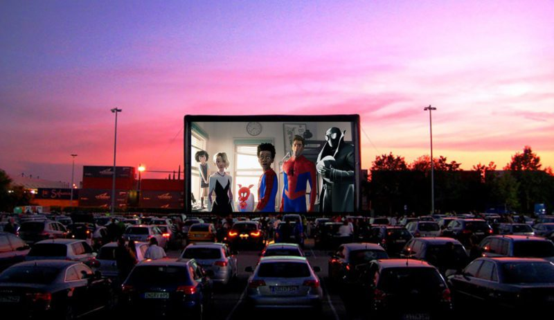 Family-friendly drive-in cinema to aid with social distancing opening in Manchester, The Manc