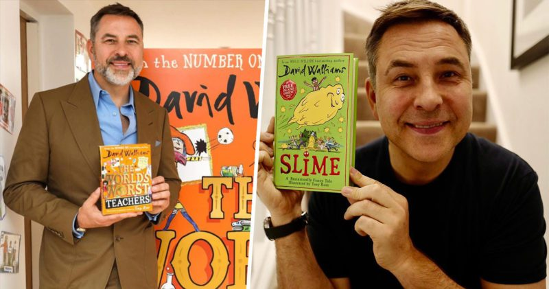 David Walliams is releasing free daily audio books for kids, The Manc