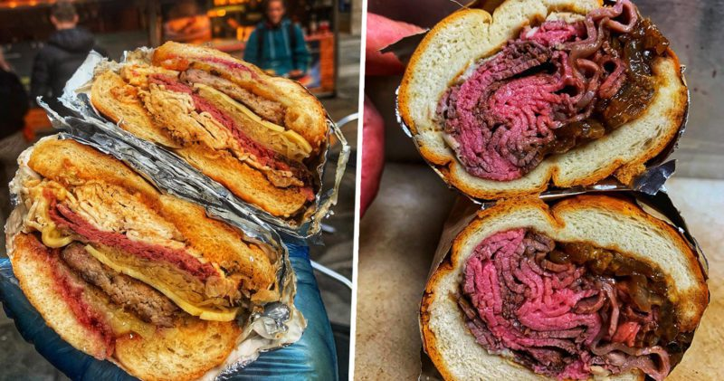 Eat New York is re-opening but it's launching on Deliveroo first, The Manc