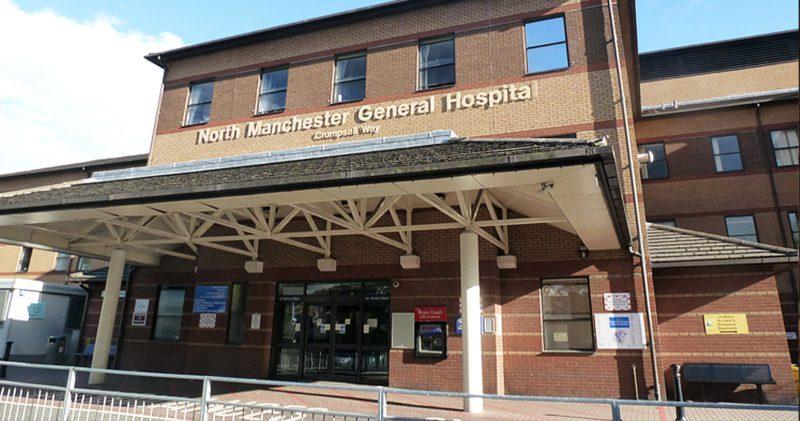 Man dies following coronavirus diagnosis at North Manchester General Hospital, The Manc
