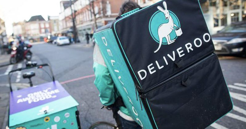 Deliveroo announce huge changes in response to Coronavirus outbreak, The Manc