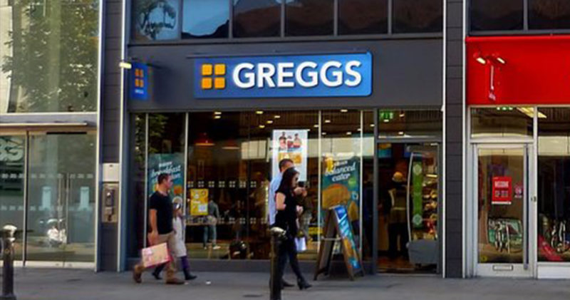 Greggs is reopening some UK stores as a trial following coronavirus closures, The Manc