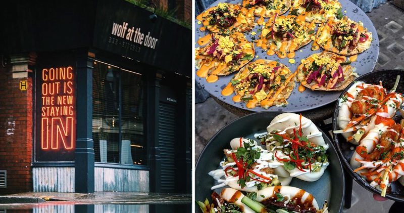 Wolf at the Door is doing tacos and bao buns for just £1, The Manc