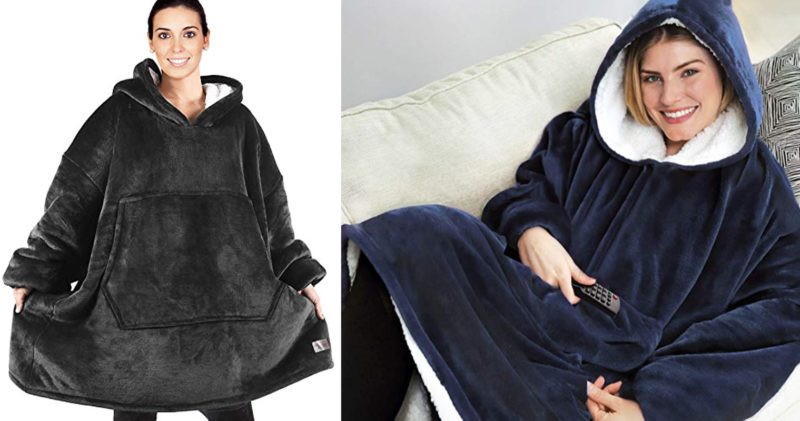 This wearable hooded blanket is the perfect gift for Mother's Day, The Manc