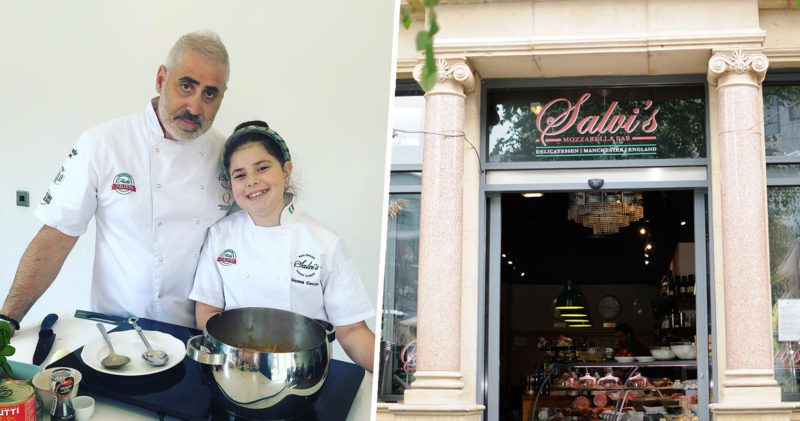 Salvi's is hosting a live pasta making workshop for kids tomorrow, The Manc
