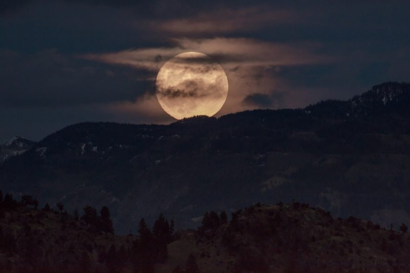 There will be a Supermoon lighting UK skies this evening, The Manc