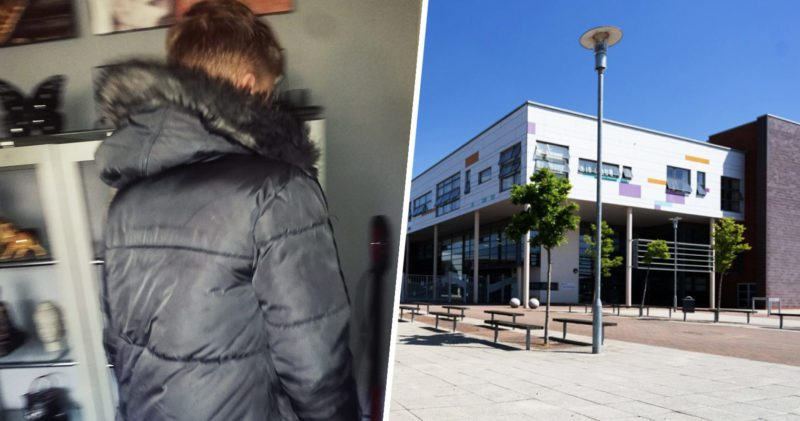 Student charges pupils 50p for squirt of hand soap, gets expelled, The Manc
