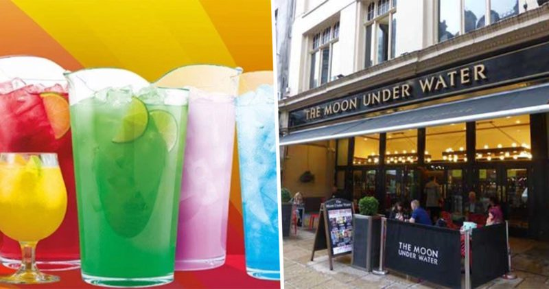Wetherspoons is introducing six new cocktail pitchers, The Manc