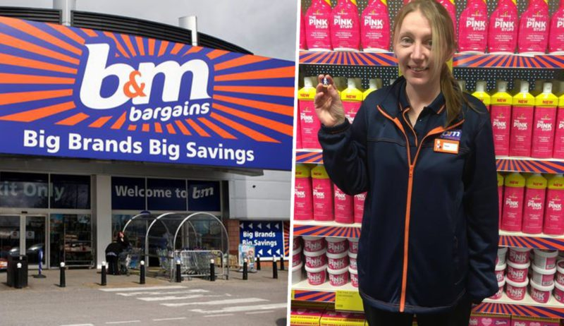Selfless B&M employee goes viral after amazing gesture for customer, The Manc