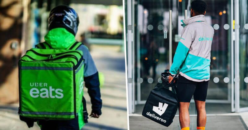 NHS staff can now eat and ride for free with Deliveroo, Uber and UberEats, The Manc