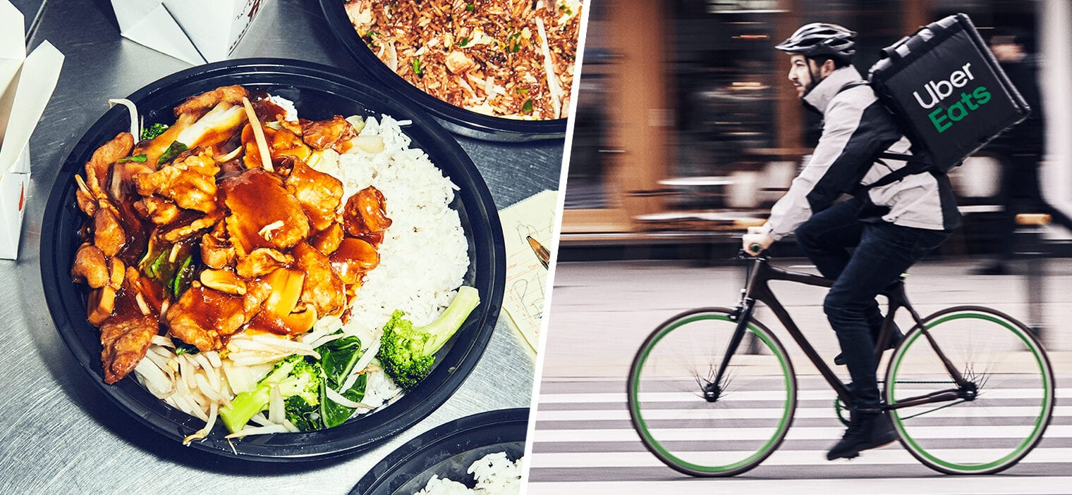 Uber Eats is waiving sign-up fees for new Manchester restaurant partners, The Manc