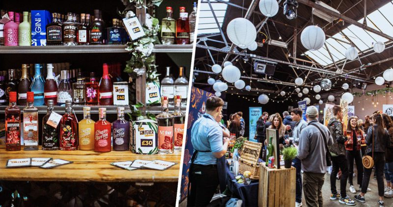 A massive gin festival is coming to Manchester this summer, The Manc