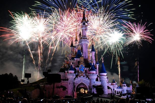 Disneyland Paris is live streaming its famous illuminations today, The Manc
