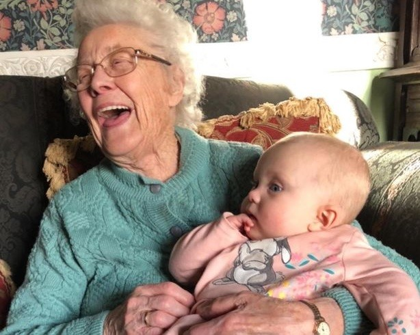 97-year-old great grandma is one of the oldest women in the UK to beat coronavirus, The Manc