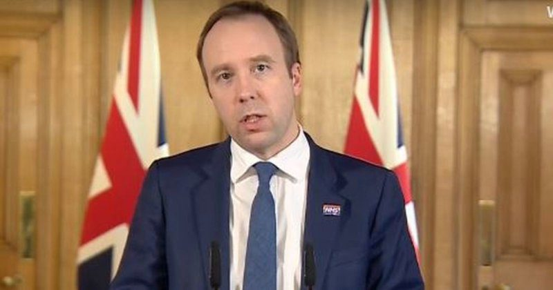 Health Secretary says he is writing off £13.4bn of NHS debt, The Manc