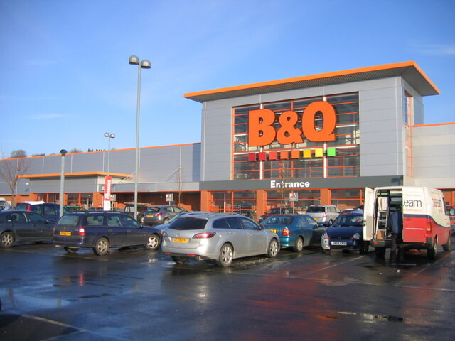 B&Q has reopened the rest of its 288 stores in the UK, The Manc
