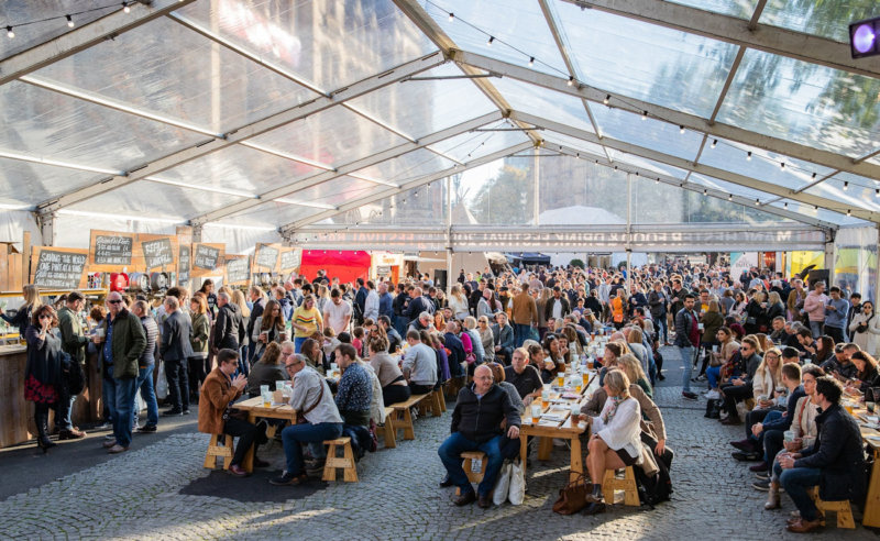 Manchester Food and Drink Festival launch online portal to promote local restaurants during COVID-19 pandemic, The Manc