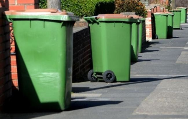 Manchester City Council are pausing green bin collections until further notice, The Manc