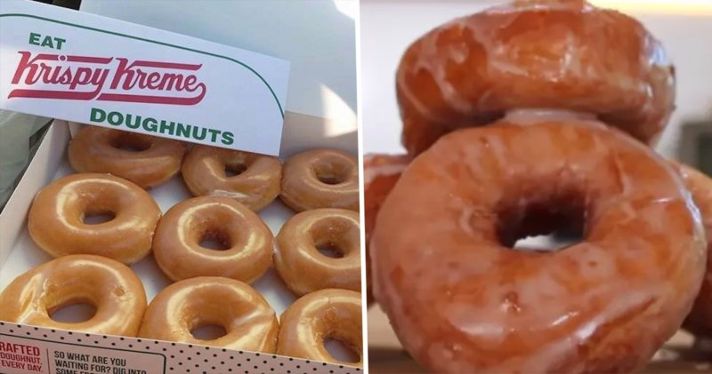 Man recreates Krispy Kreme original glazed donuts at home and this is how, The Manc