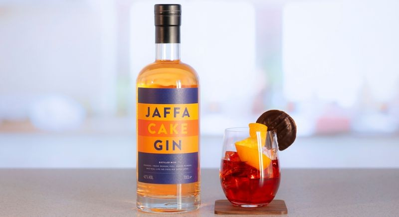 Jaffa Cake gin is now a thing and apparently it's amazing, The Manc