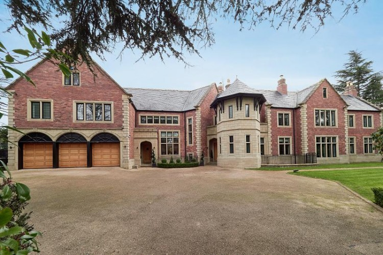This is the most expensive home currently for sale in Greater Manchester, The Manc