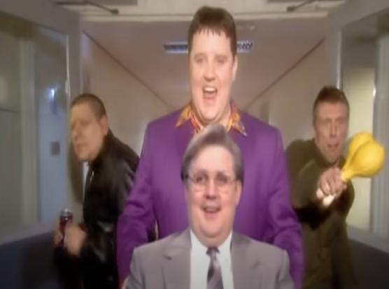 Peter Kay is remaking the Amarillo video and wants you to be in it, The Manc