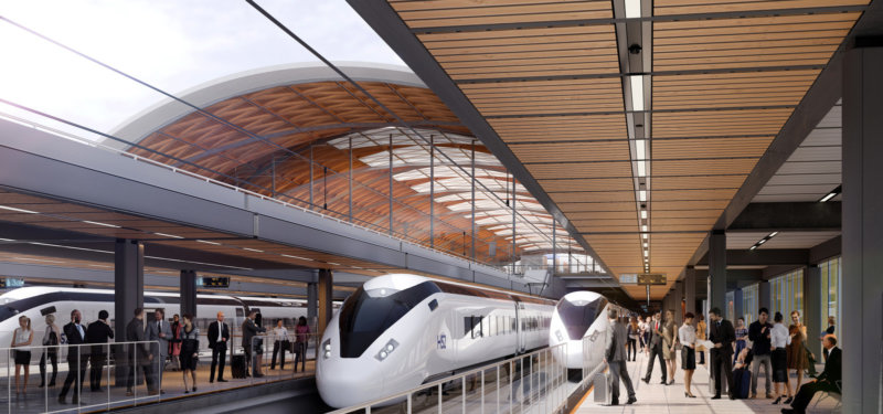 Government gives formal approval for HS2 project to begin construction phase, The Manc