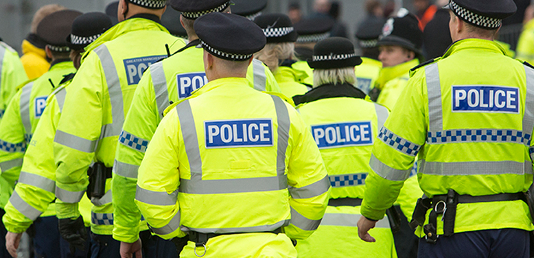 Greater Manchester Police reports a 50% reduction in house parties over the past weekend, The Manc