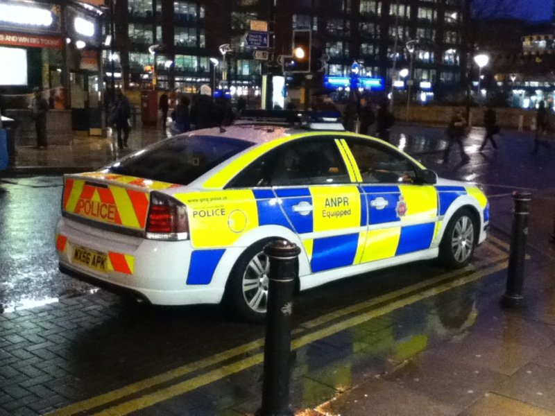 """Police fine """"imbeciles"""" who took Manchester detour """"for a drink"""", The Manc"""