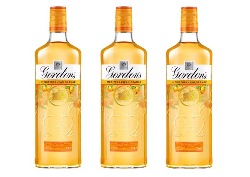 Gordon's release new Mediterranean Orange gin in time for summer, The Manc