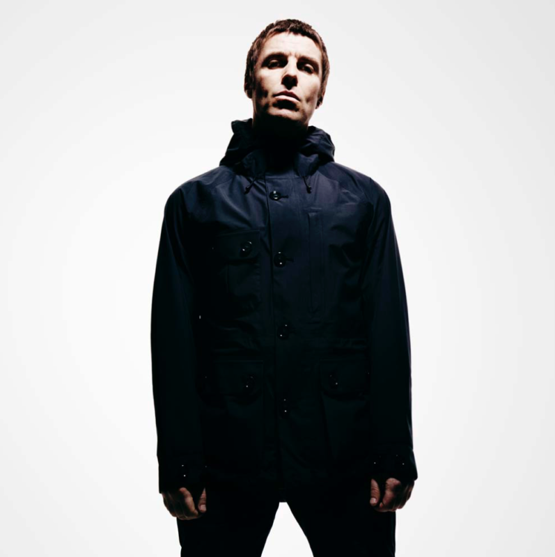 Liam Gallagher has responded to the release of lost Oasis track, The Manc