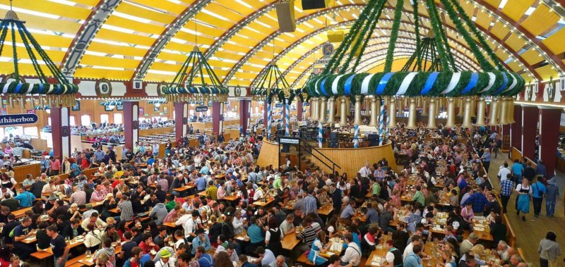 The official Oktoberfest in Germany has been cancelled due to coronavirus, The Manc