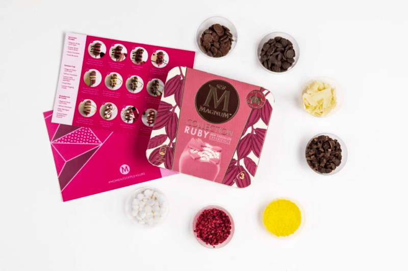 Magnum is delivering DIY ice cream kits for FREE this weekend, The Manc
