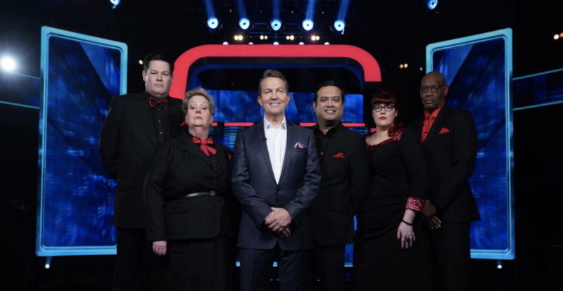 There's a new version of The Chase starting next week and the chasers are teaming up, The Manc