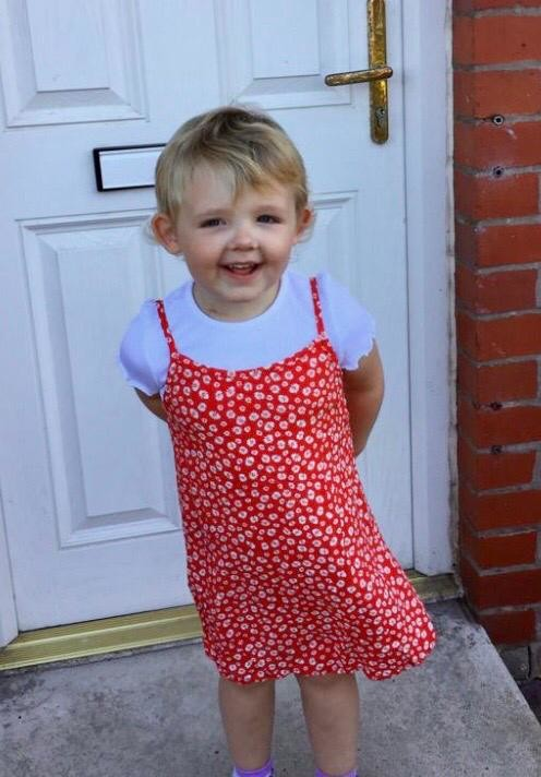 Tributes pour in for Failsworth four-year-old after tragic death from cancer, The Manc