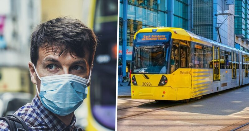 Could passengers soon be required to wear masks on the Metrolink?, The Manc