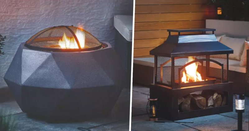 Aldi's selling log burners and fire pits in stores from next week, The Manc