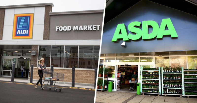 What Aldi and Asda's new 'no touch' rules mean for shoppers, The Manc