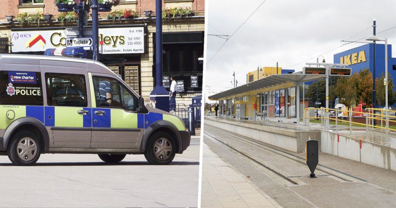 Man loitering in Ashton tells police 'you won't catch me' before being caught 10 mins later, The Manc
