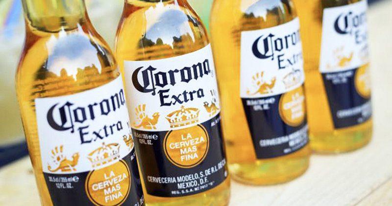 Corona beer has suspended production due to coronavirus pandemic, The Manc