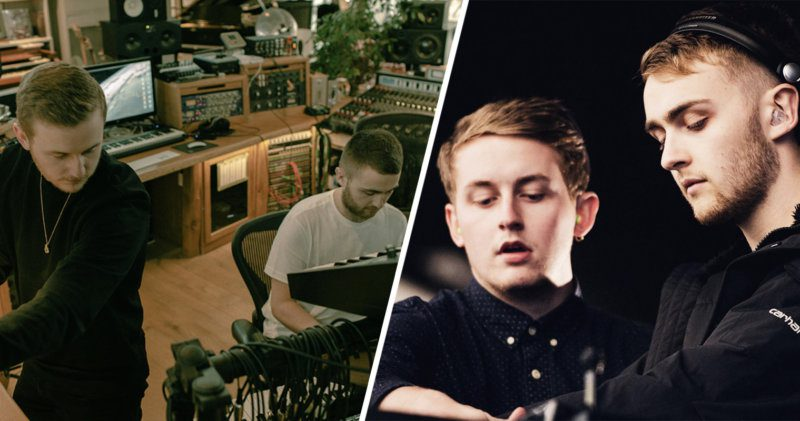 Electronic duo Disclosure are streaming live from home tonight with The Warehouse Project, The Manc
