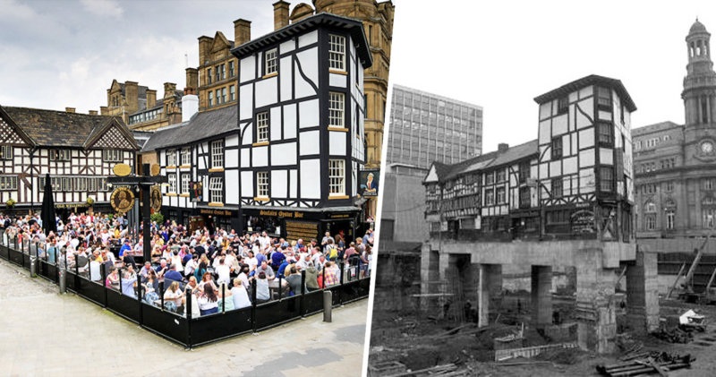 The incredible history of Sinclair's Oyster Bar, The Manc