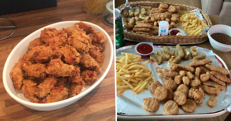 KFC is rating homemade fried chicken on Twitter and it's brilliant, The Manc