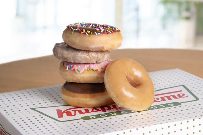 Krispy Kreme is giving free doughnuts this week to people with a birthday during lockdown, The Manc