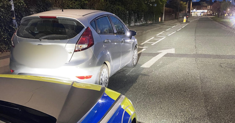 Erratic driver stopped by GMP told officers they were 'out to buy drugs', The Manc