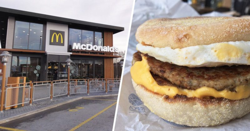 McDonald's share sausage and egg McMuffin 'recipe' to make them at home, The Manc