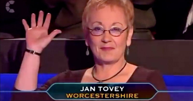 Someone has created a hilarious Twitter thread of the best waves on 'Who Wants To Be A Millionaire?', The Manc